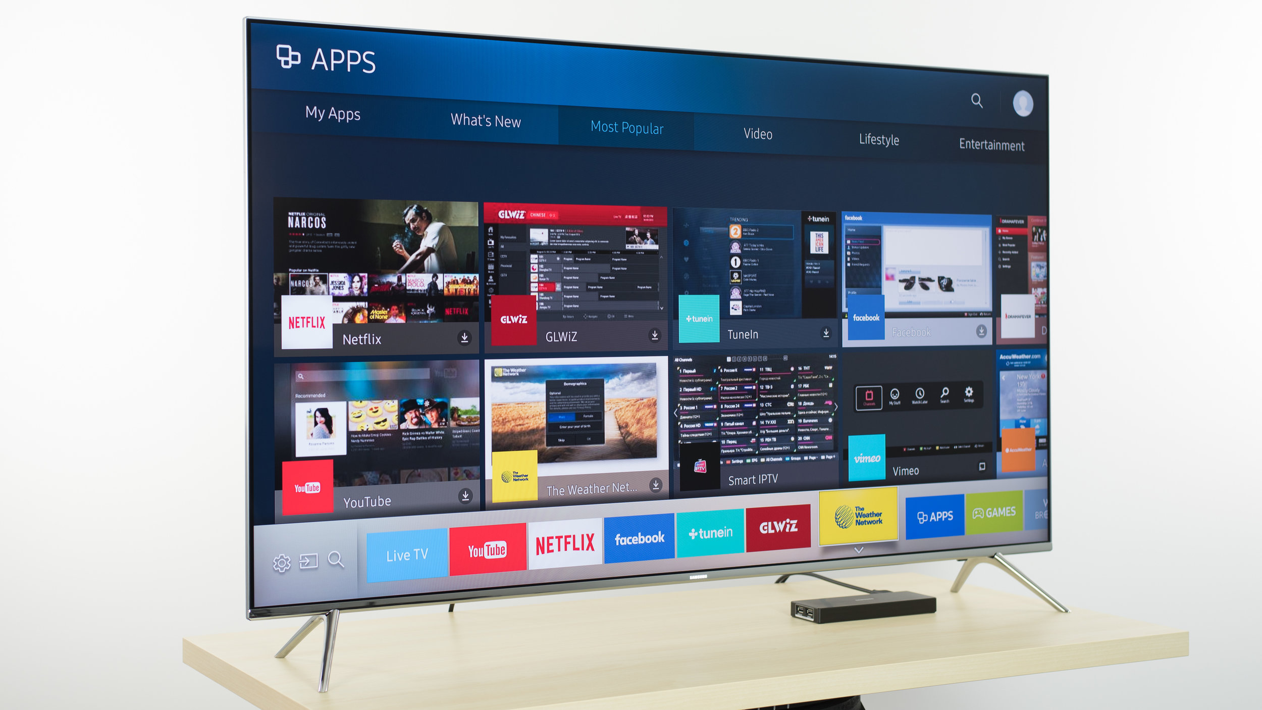 Smart TV sales are on the rise