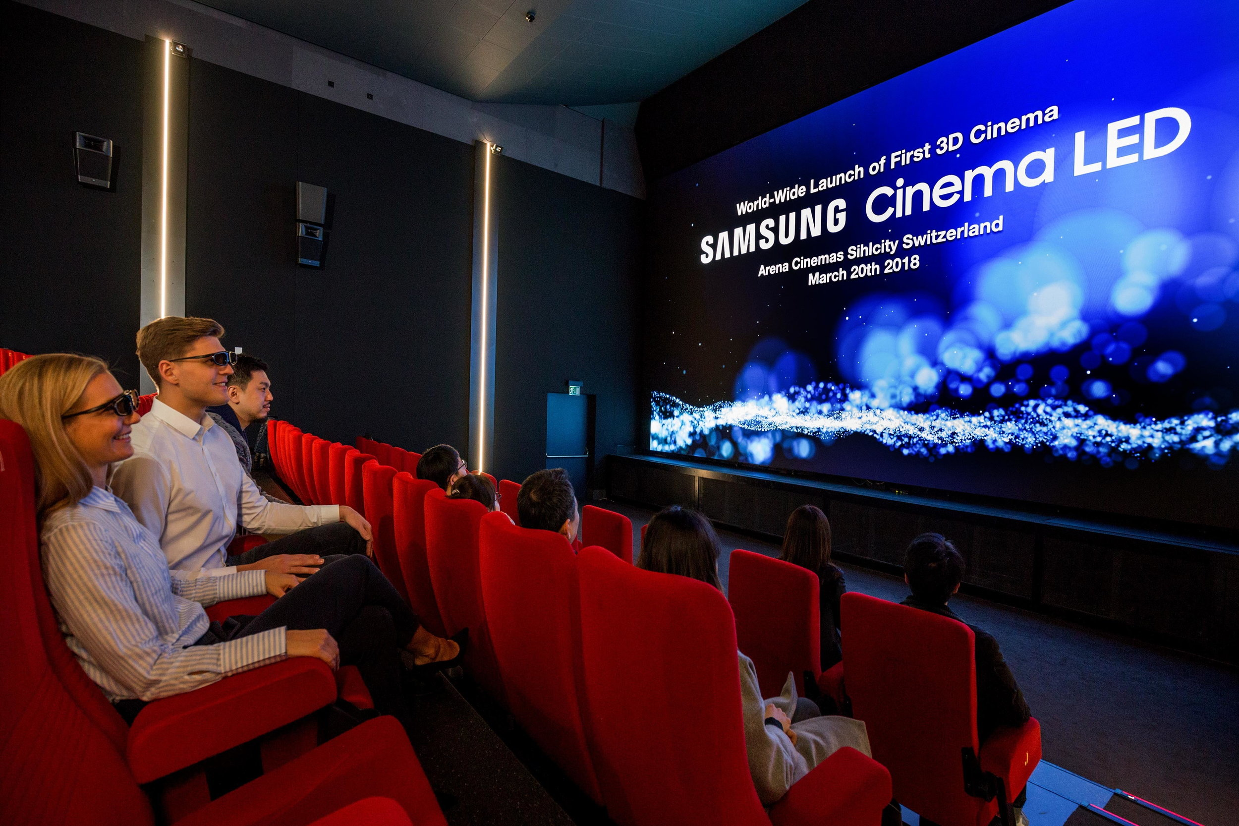 Samsung Cinema LED Technology