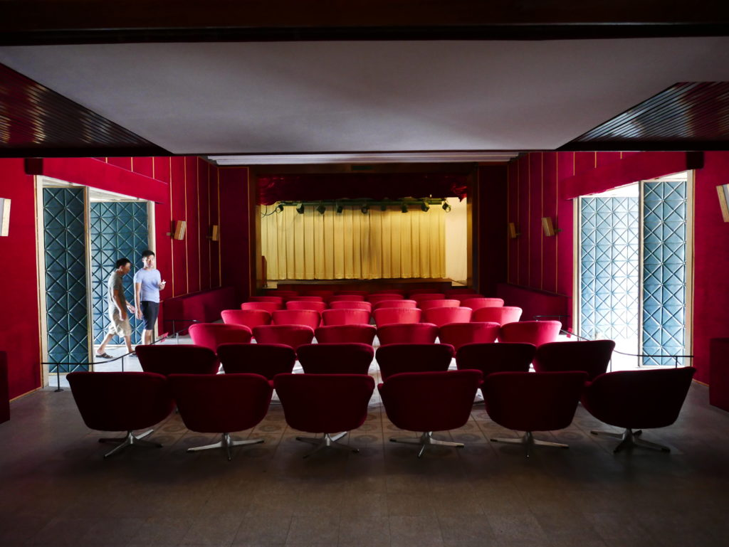 The Cinema at the Independence Palace