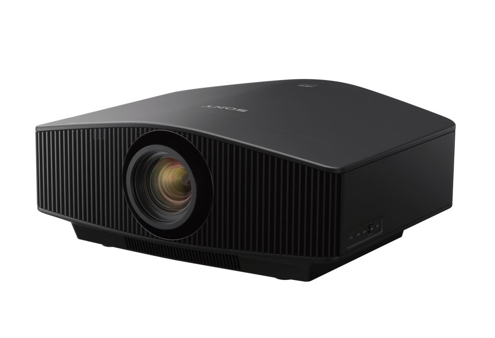 Sony 4k Projector featuring HDR and SXRD
