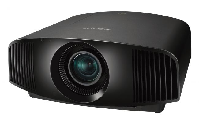 Sonys Top of the line VW870ES 4k Projector
