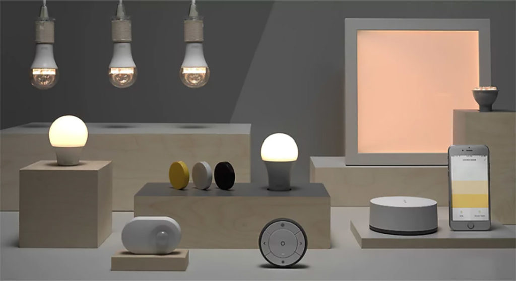 IKEAS growing number of Smart Home products