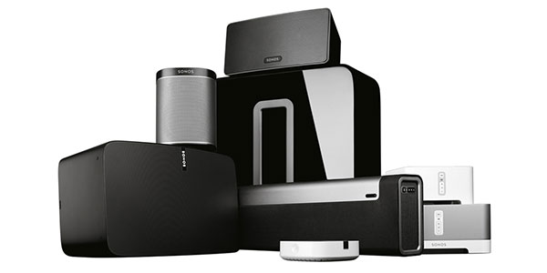 Smart Home Music System SONOS had IPO