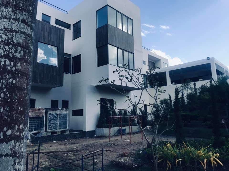 Smart Home project in Yangon