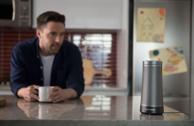MS Smart Home Speaker