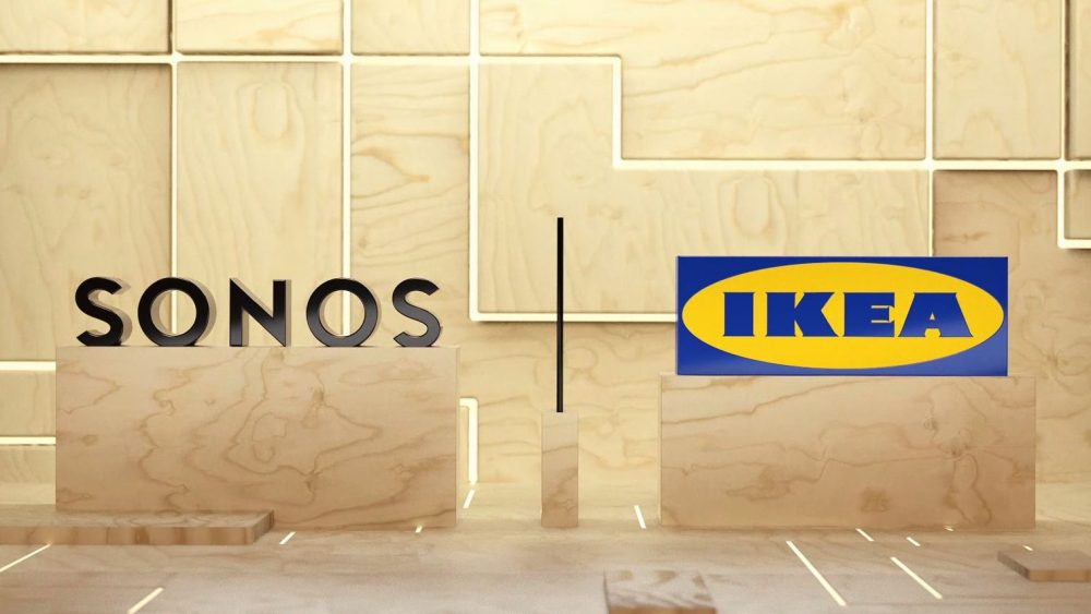Sonos and IKEA in Thailand