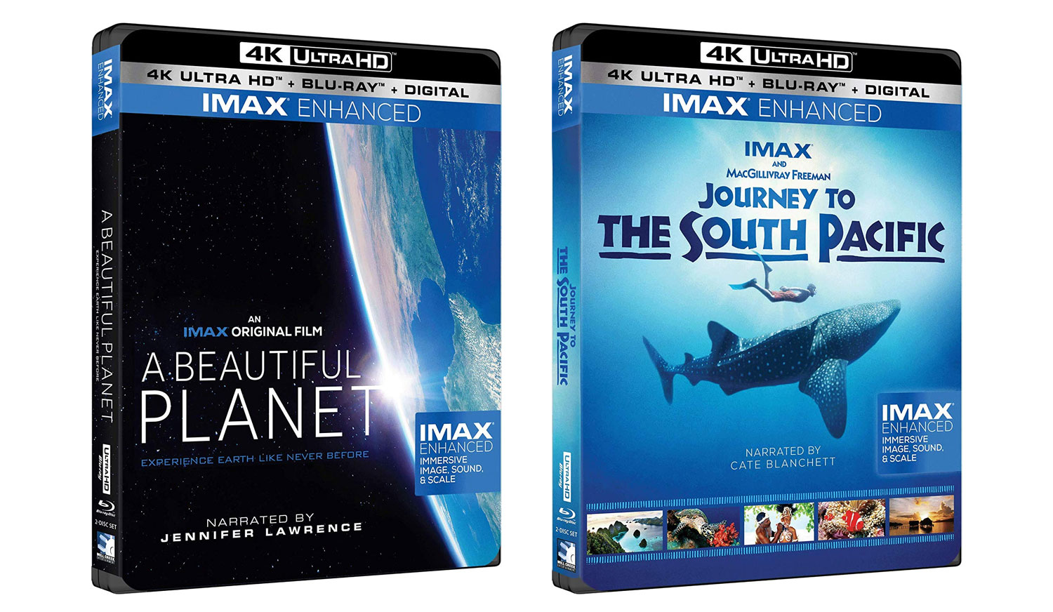 IMAX Enhanced Home Cinema Discs