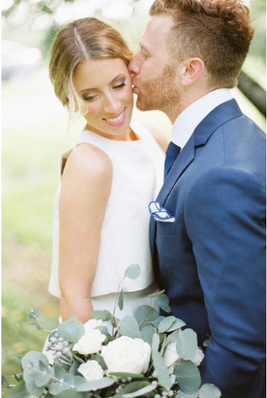 Nikki & Eric Niagara-on-the-lake Wedding