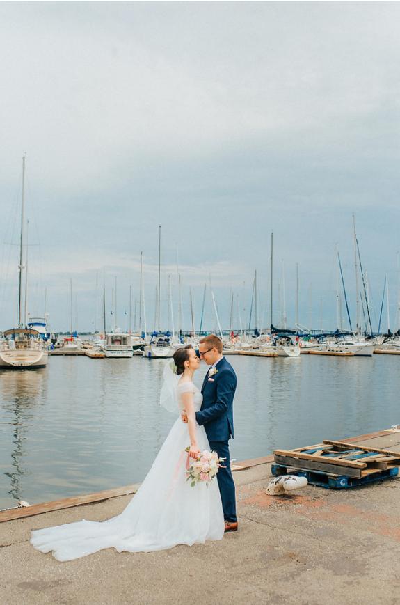 Breanna & Daniel Winona Wedding