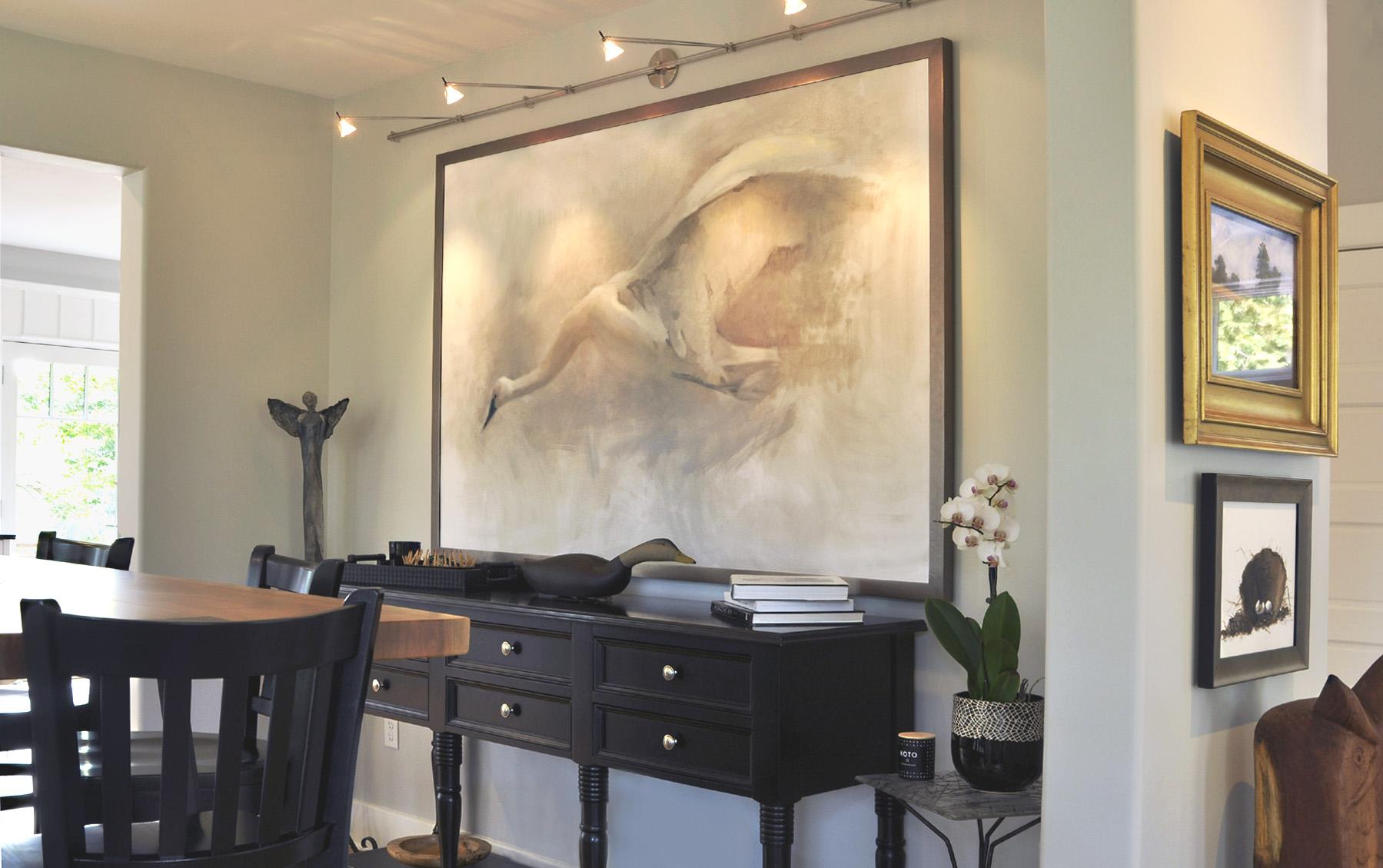 4. Eastern shore 2019  Grace Ames House  DR art sideboard.jpg