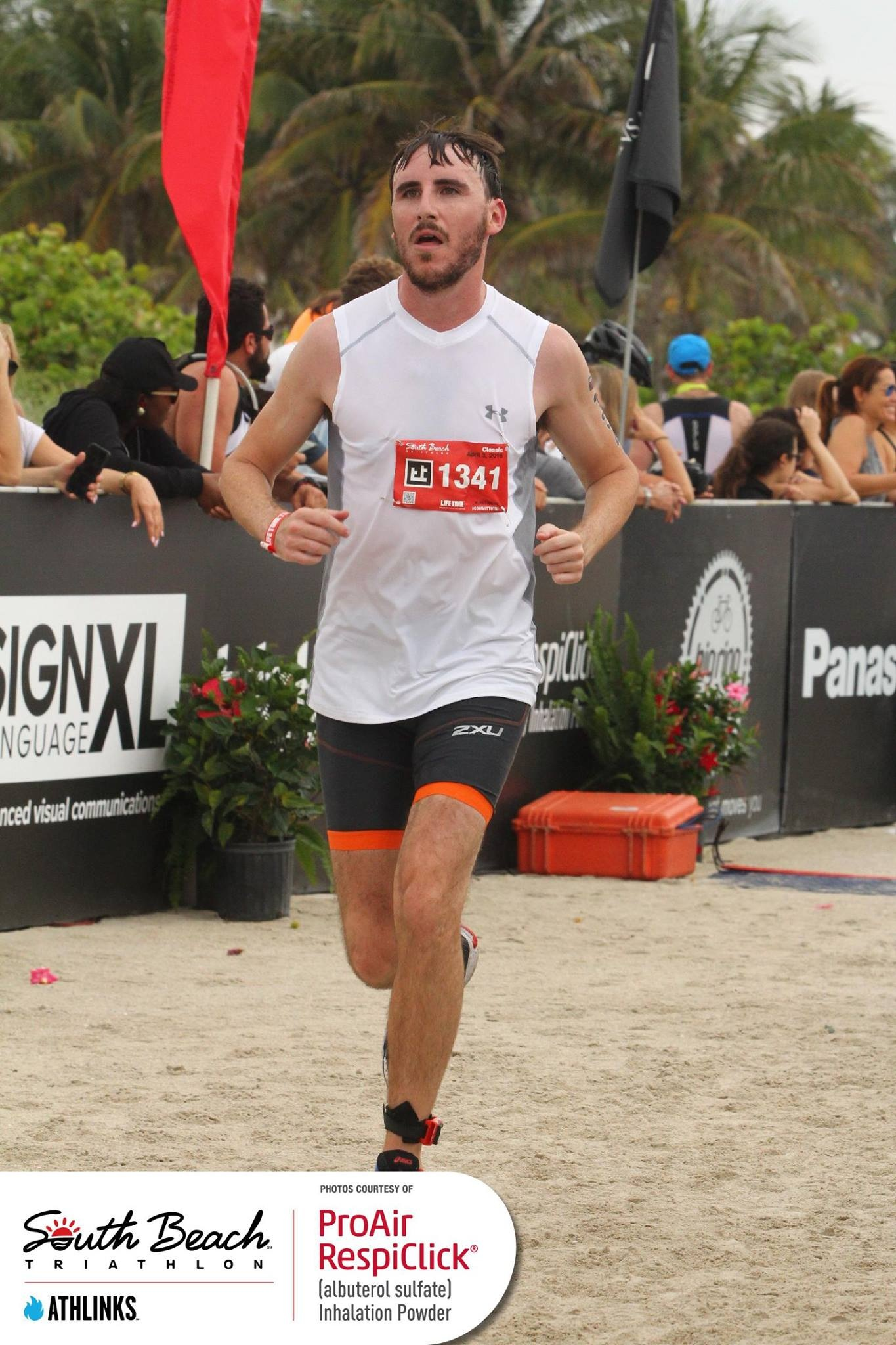 About me - I am a business reporter for the Miami Herald.I am usually hanging out on Twitter, @rjwile.I grew up in Chicago.Here's me running the South Beach triathlon— which was, in all honesty, only about as difficult as something called a South Beach triathlon could be. Still proud I made it though.