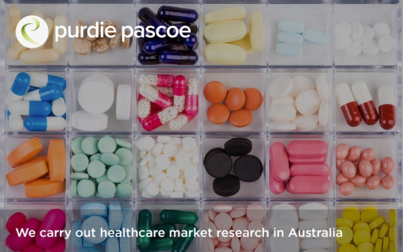 We carry out healthcare market research in Australia