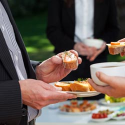 Saturday Pre-Session Networking Lunch   $7,500 Co-Sponsorship