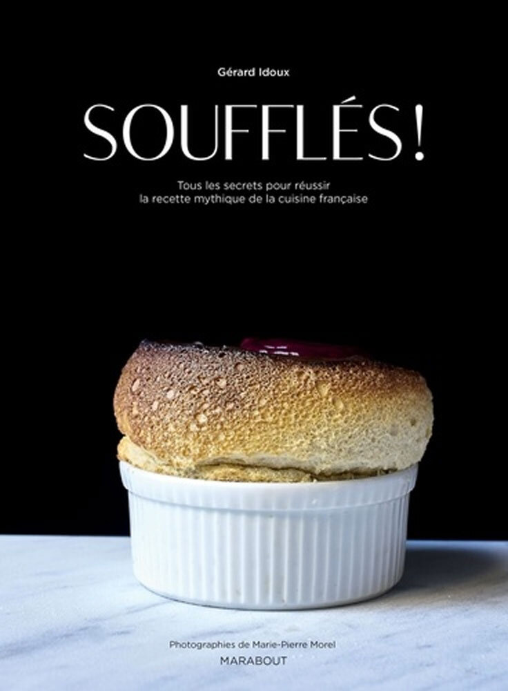 Chef Gerard Idoux's Cookbook, available for purchase  here .