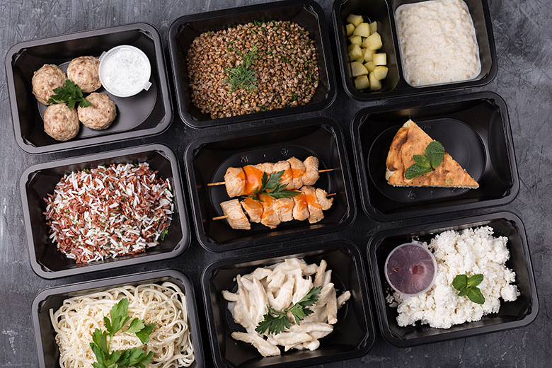 personal meal plan -