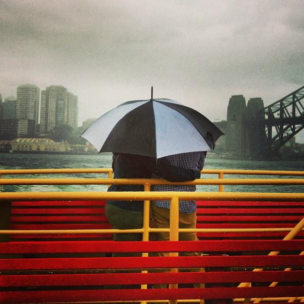Ferry Romance, Sydney Harbour