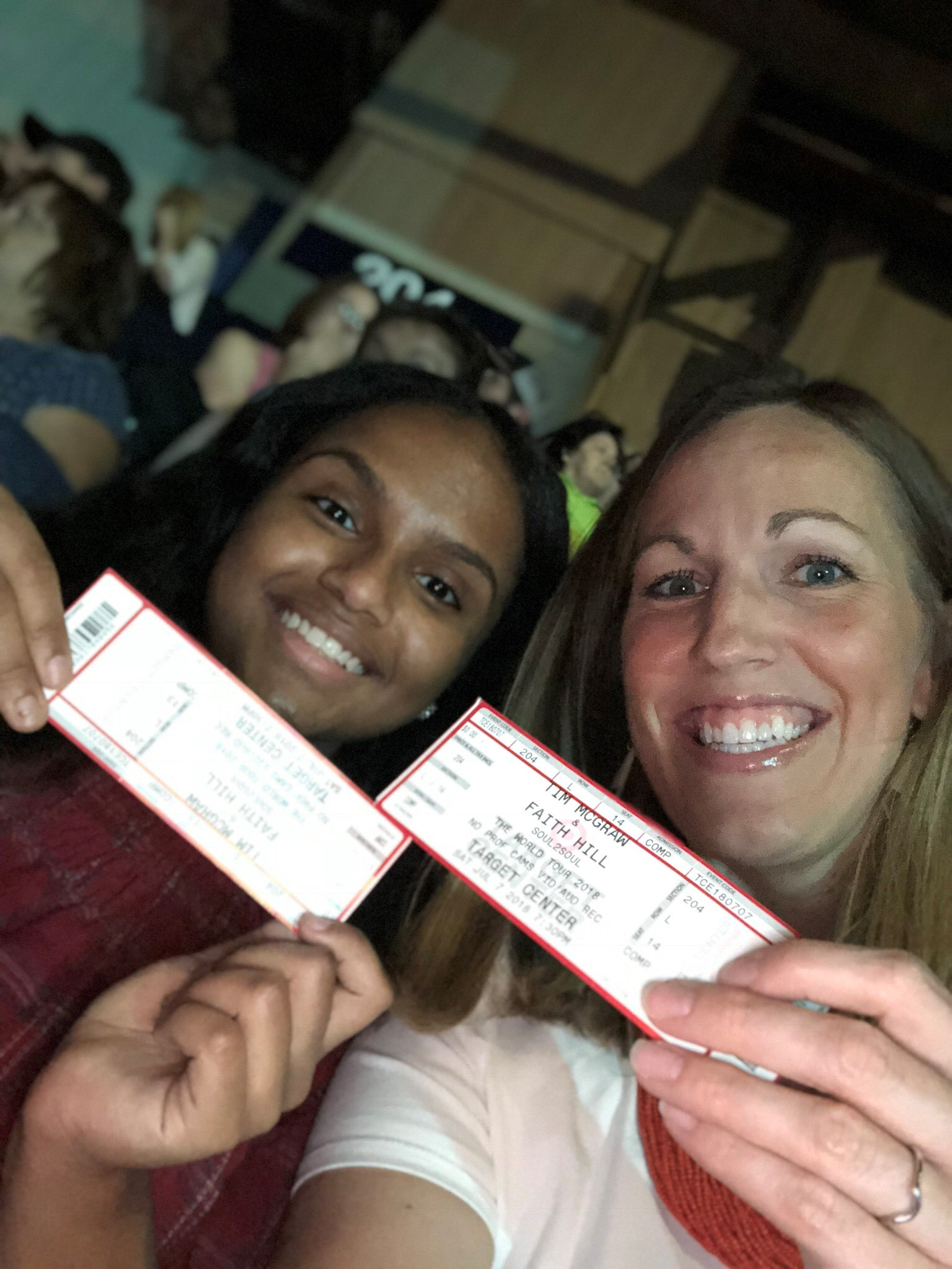 Allison & Samiya Tim McGraw and Faith Hill concert 7_2018b.jpg