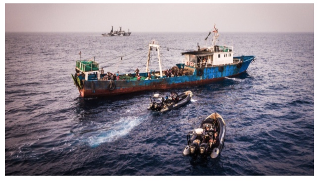 Image Credit: Sea Shepherd UK 2019