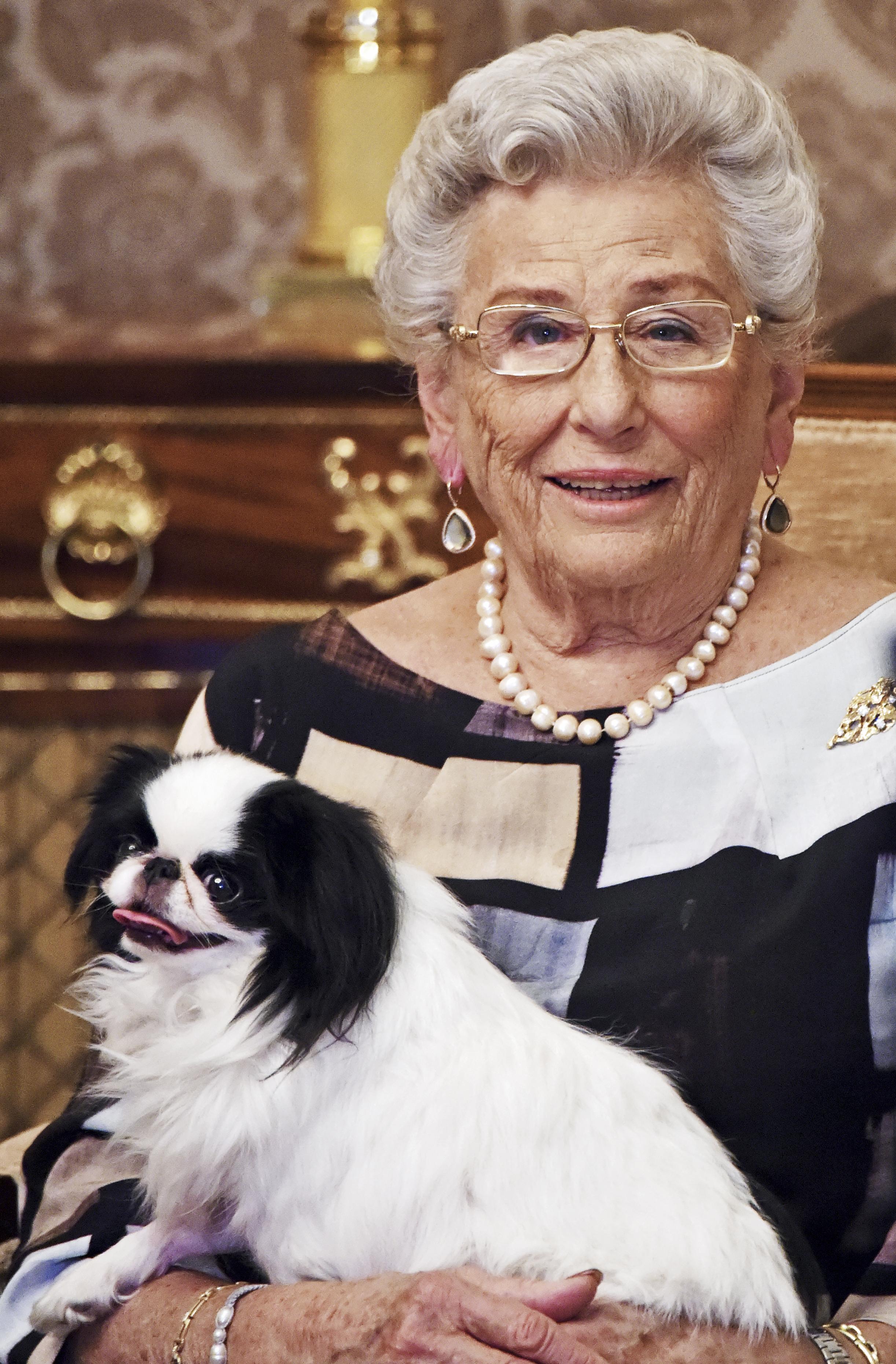 Prinzessin Astrid  Foto:Sven Gj. Gjeruldsen, Det kongelige hoff