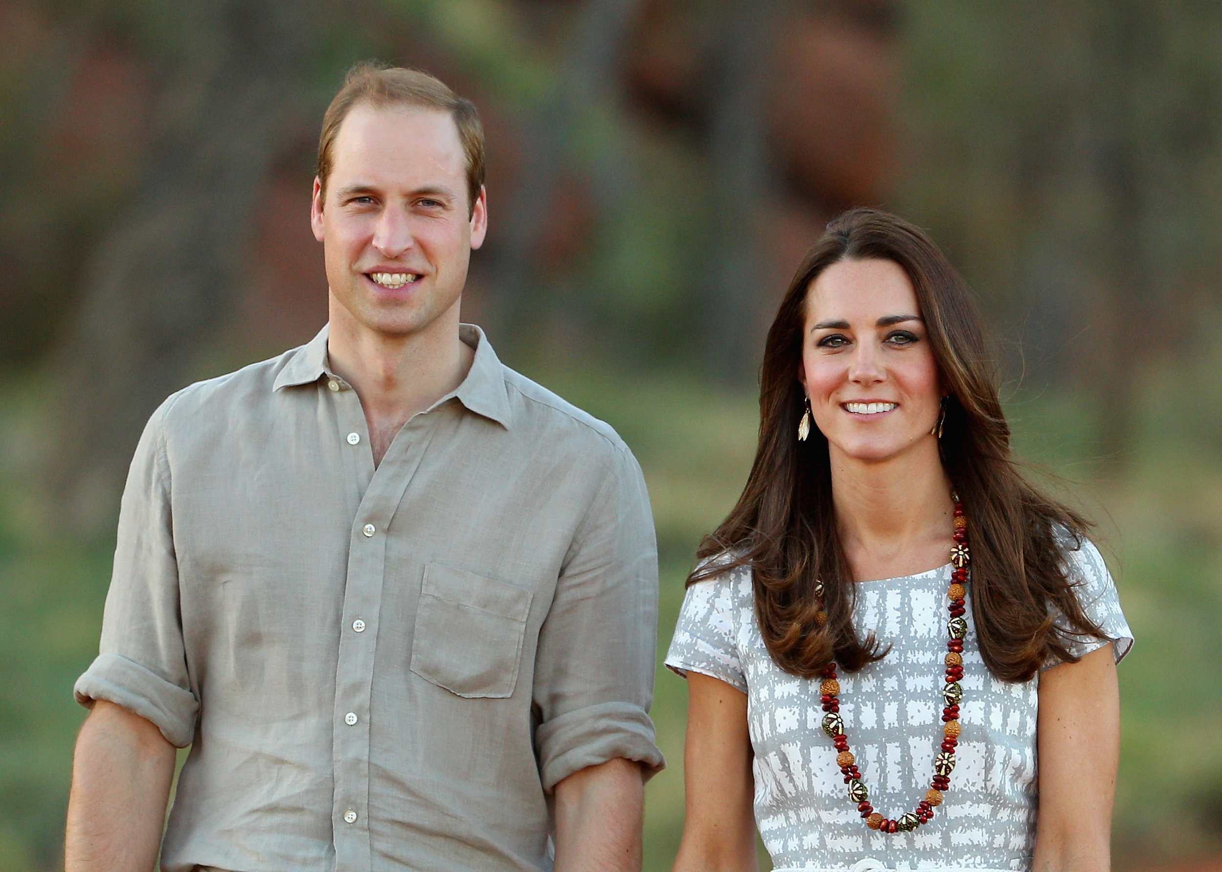 The Duke & Duchess of Cambridge Kensington Palace London W8 4PU England   Foto: Getty Images