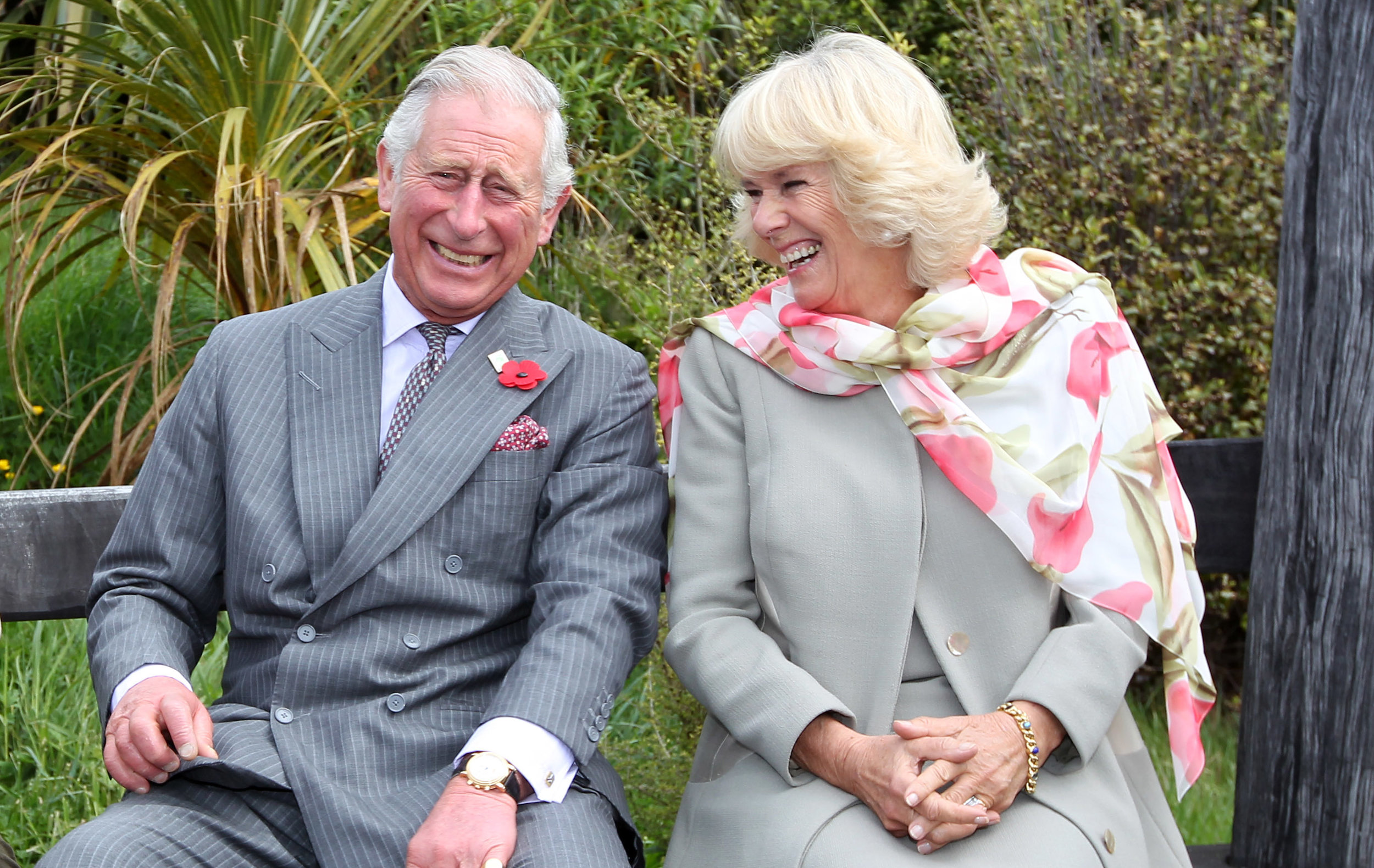 The Prince of Wales and Duchess of Cornwall Clarence House London SW1A 1BA England   Foto: Getty Images