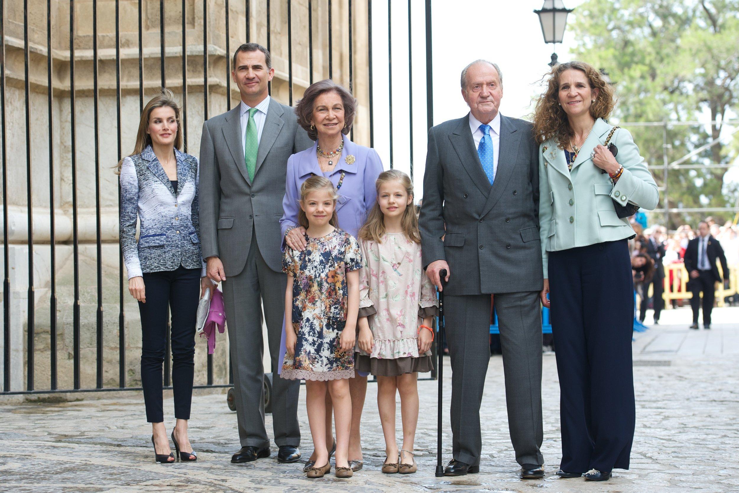 Name einfügen Palacio de La Zarzuela Carretera del Pardo s/n 28071 Madrid Spain   Foto: Getty Images