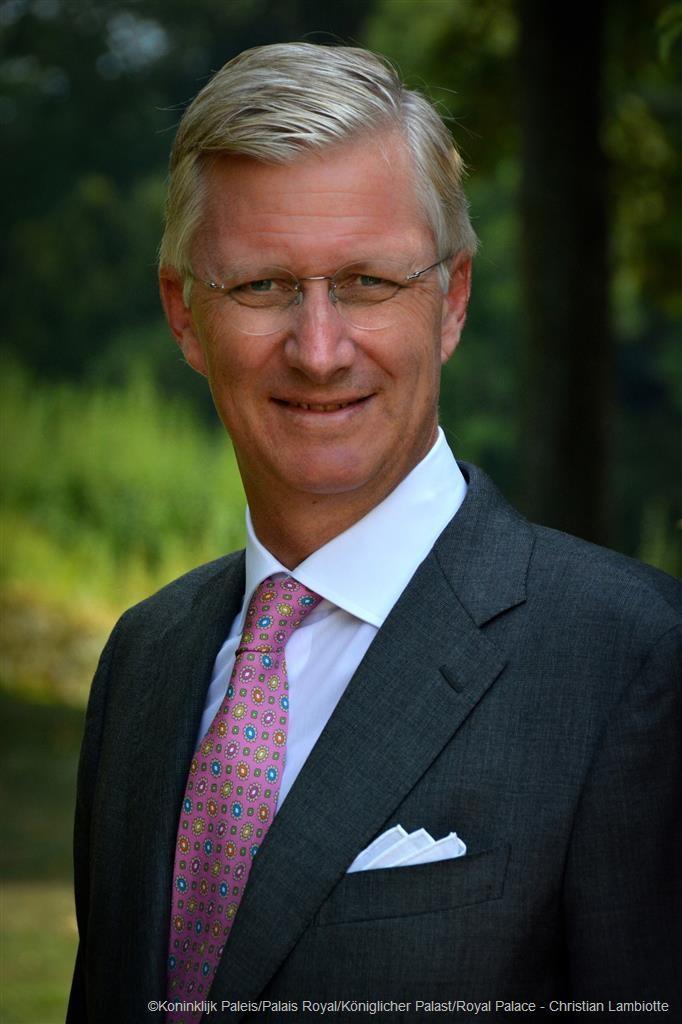 König Philippe  Foto: Koninklijk Paleis, Christian Lambiotte