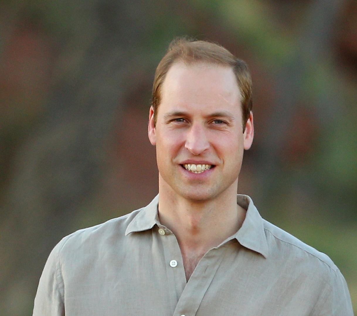 Prinz William steht in der Thronfolge an zweiter Stelle  Foto: Getty Image