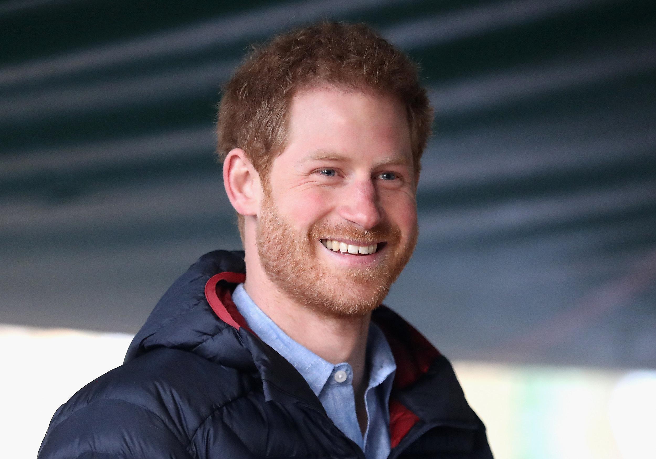 Prince Harry Kensington Palace London W8 4PU England   Foto: Getty Images