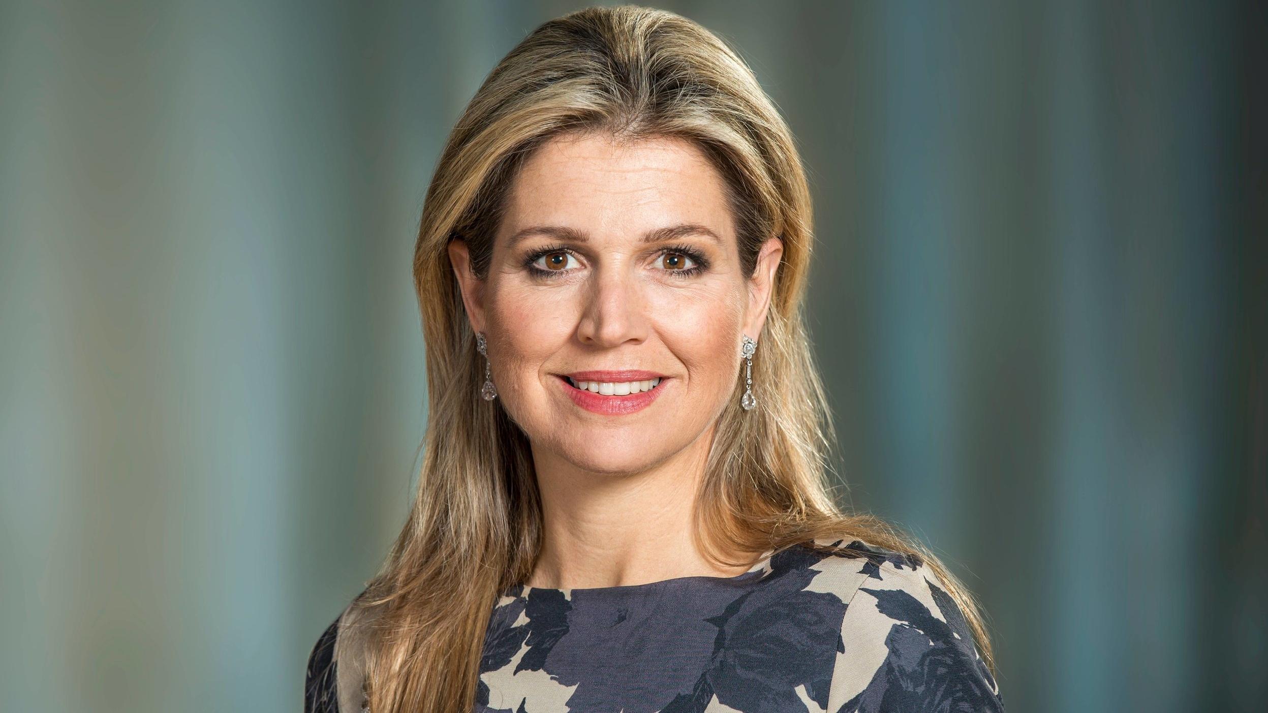 Königin Maxima  Foto: RVD,Jeroen van der Meyde