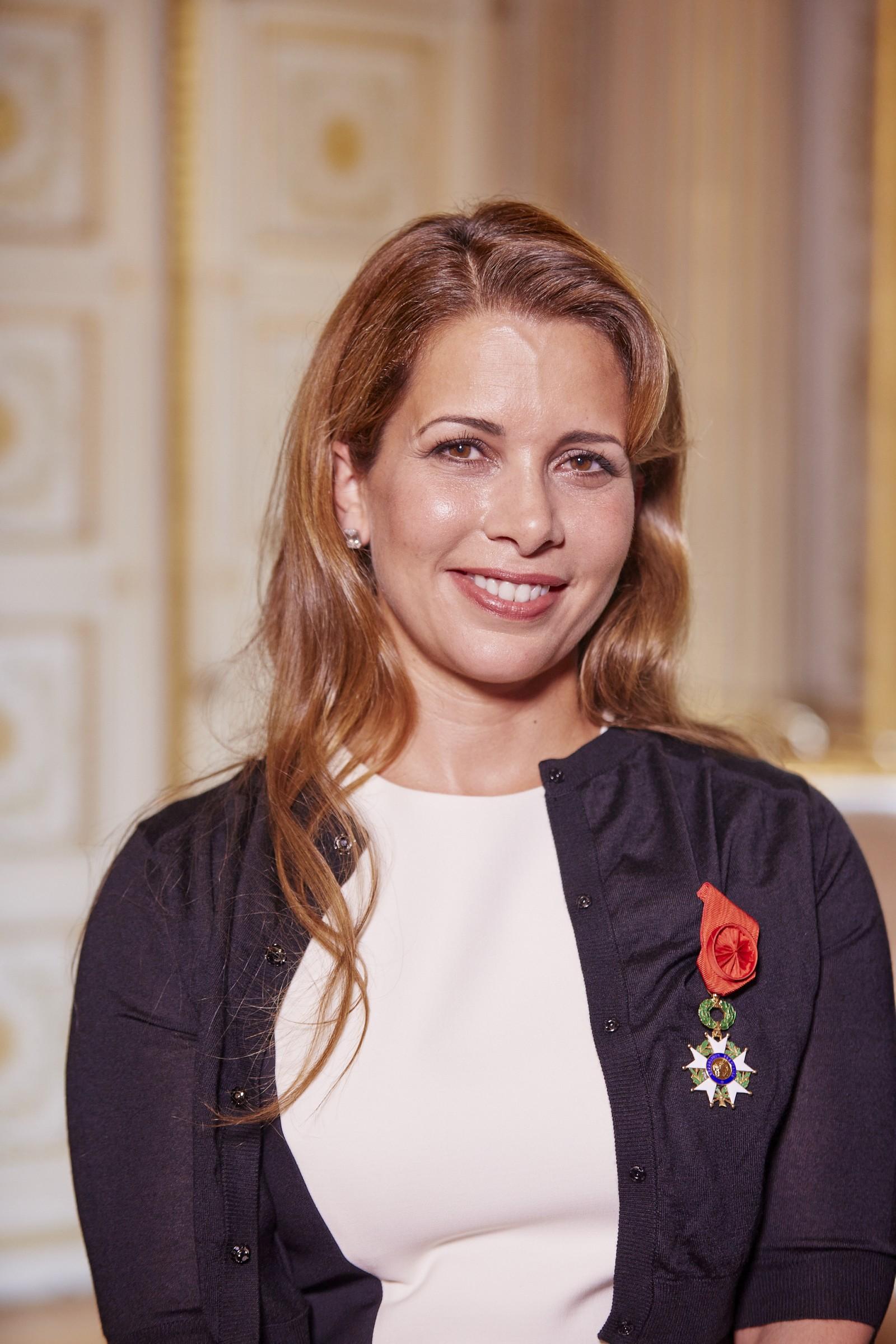 Foto: HRH Princess Haya Bint Al Hussein