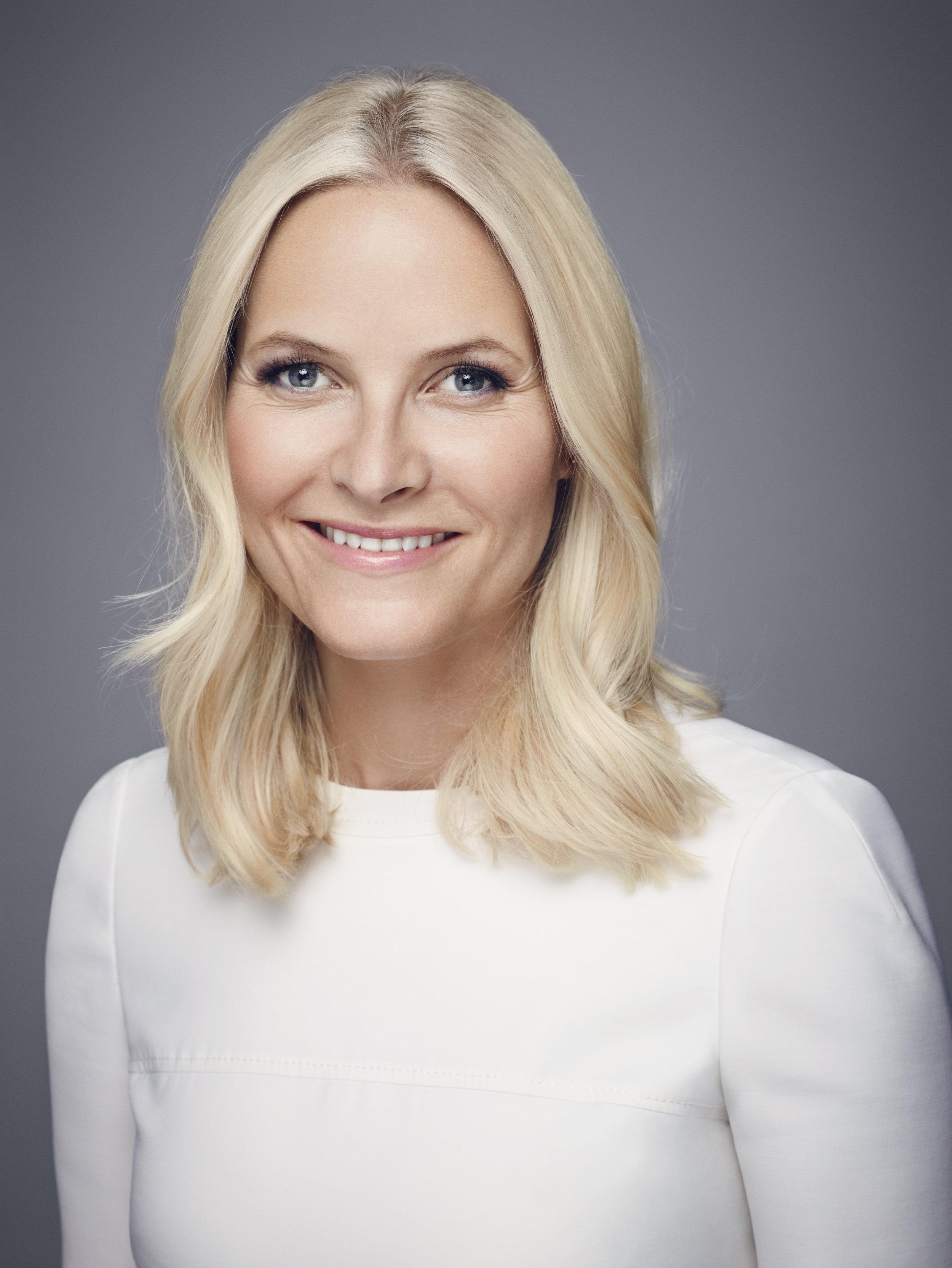 Kronprinzessin Mette-Marit  Foto:Sølve Sundsbø, Det kongelige hoff