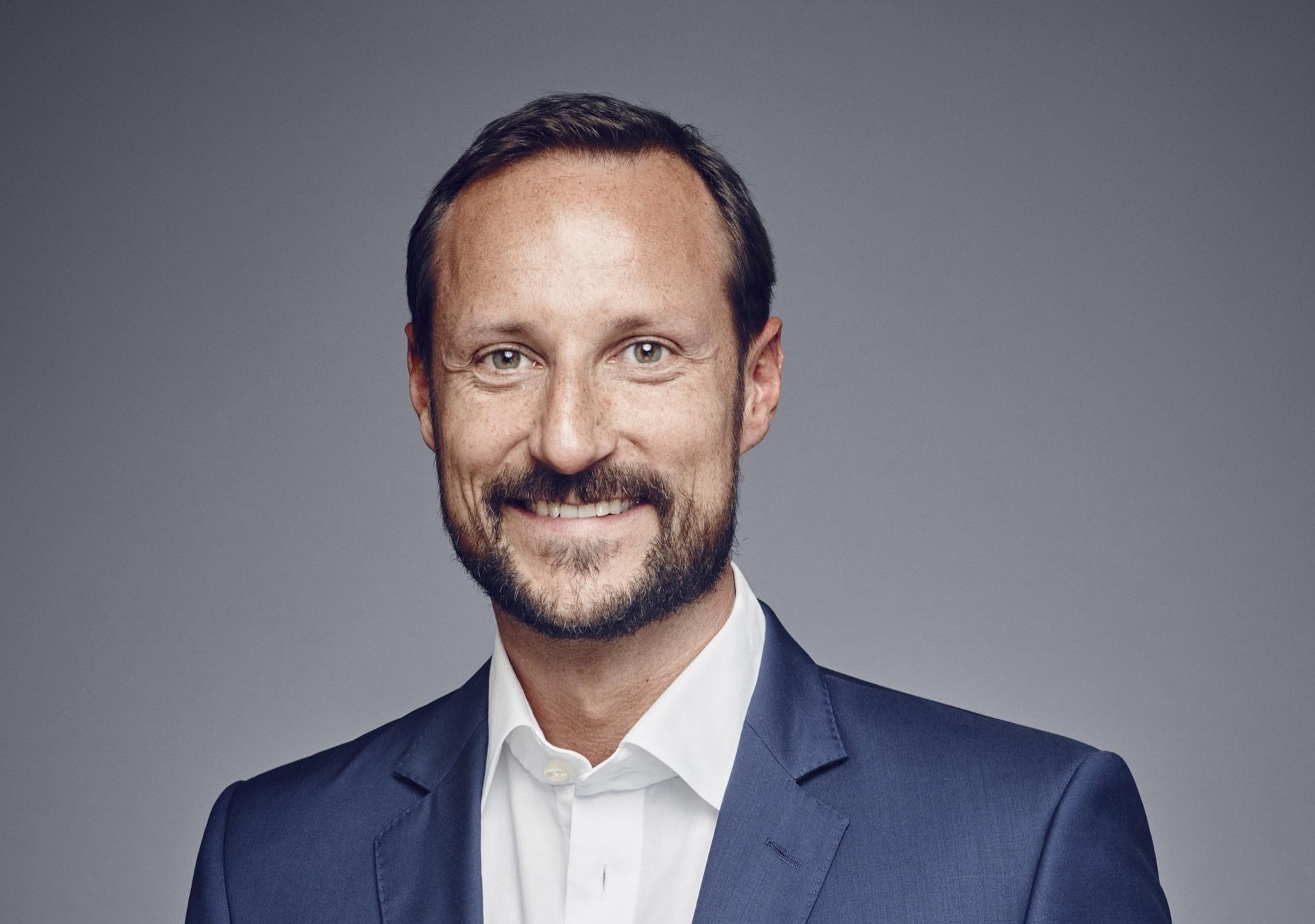 Kronprinz Haakon  Foto: Jørgen Gomnæs, Det kongelige hoff