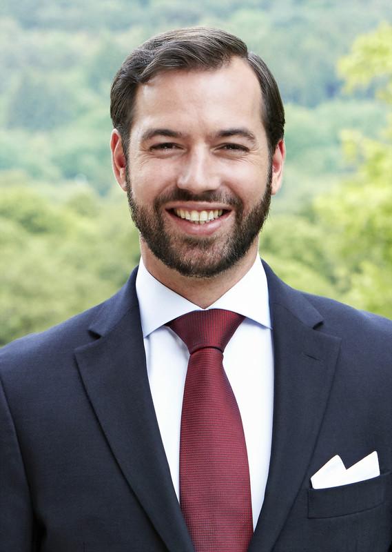 Erbgroßherzog Guillaume  © Cour grand-ducale, Christian Aschmann