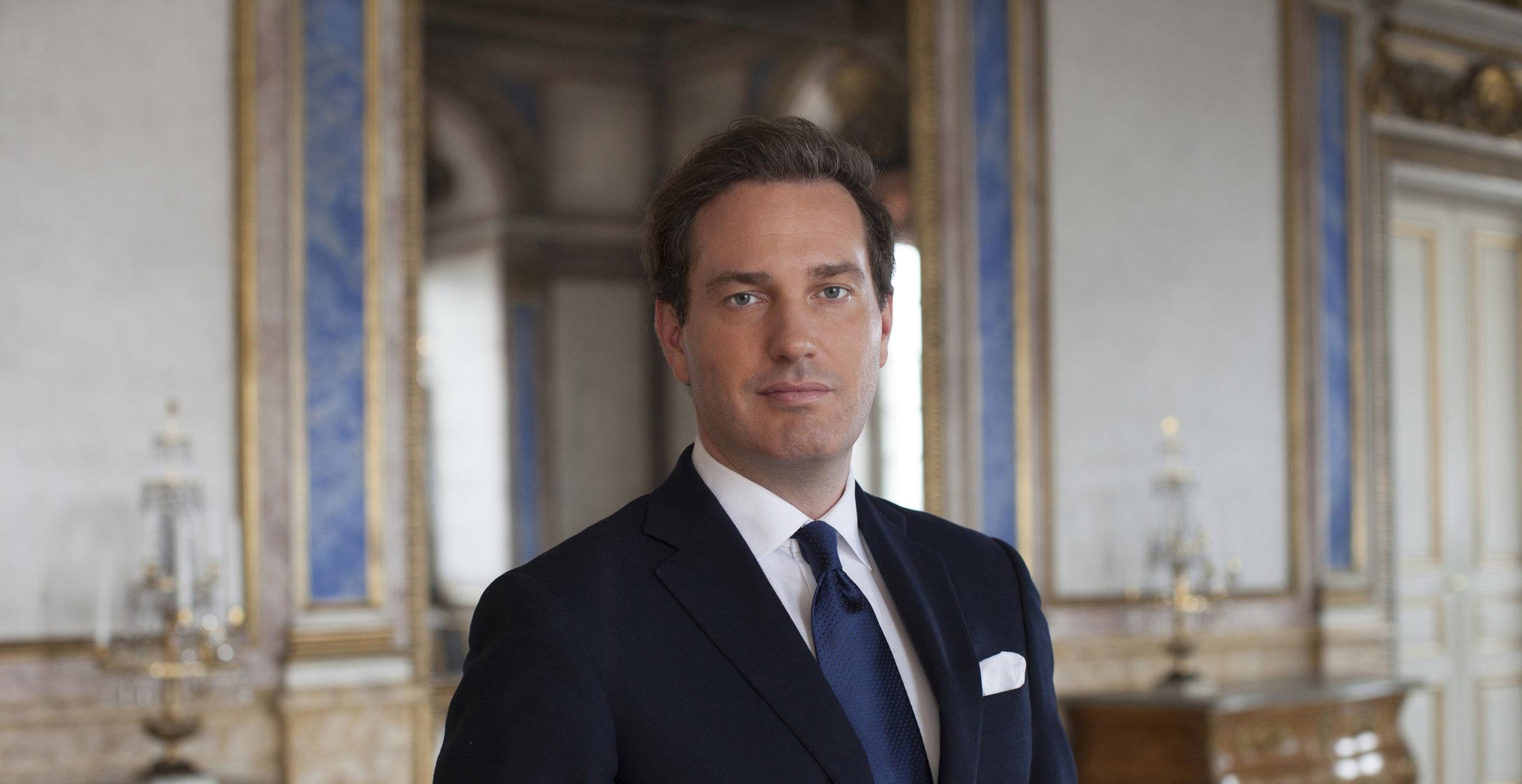 Chris O'Neill ist seit 2013 mit Prinzessin Madeleine verheiratet   Foto:Brigitte Grenfeldt, Royal Court, Sweden