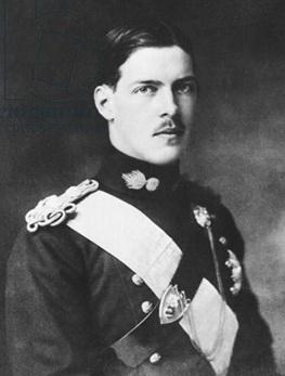 König Alexander von Griechenland (*1893-†1920)   Foto: Gemeinfrei