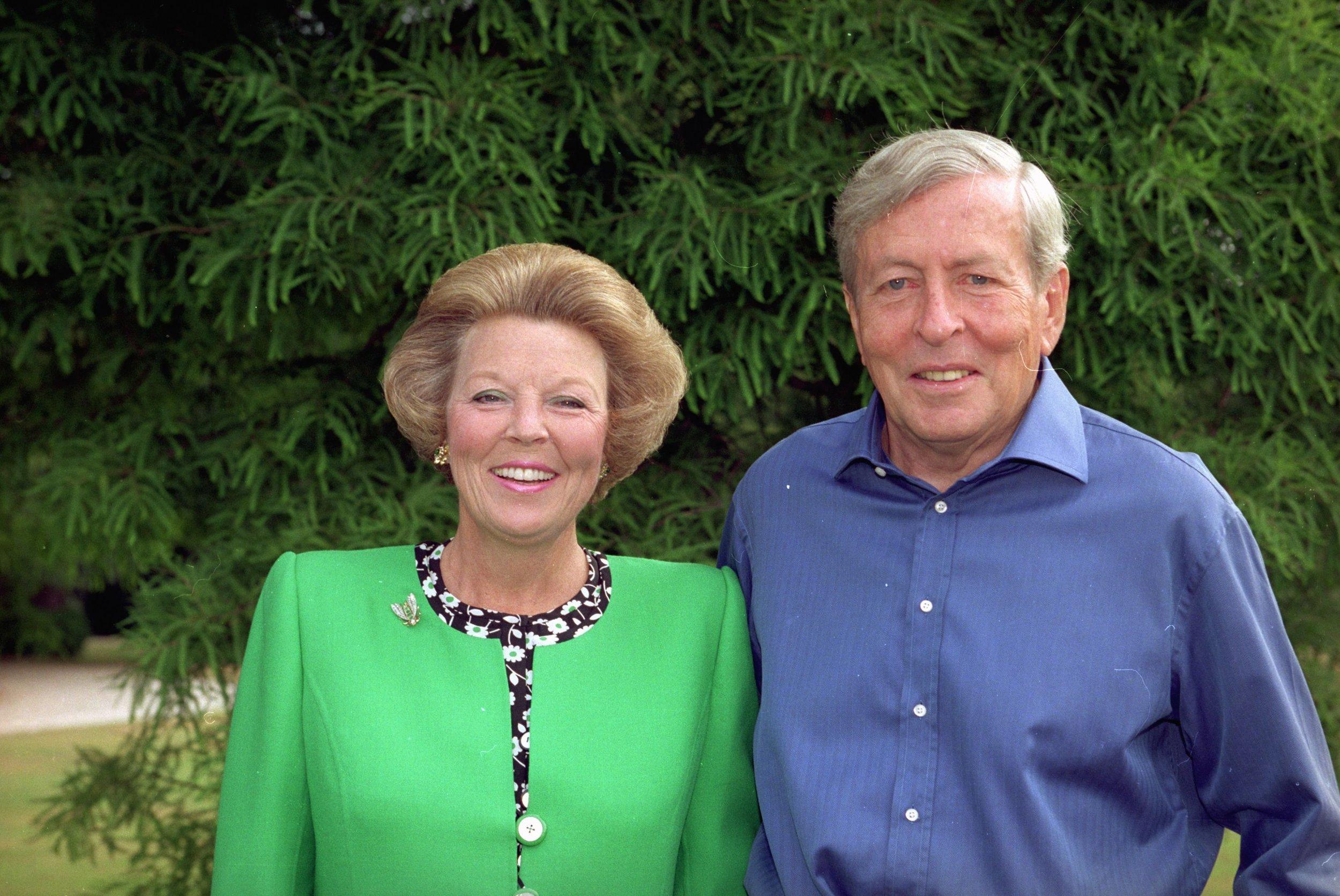 Dass Beatrix ausgerechnet den deutschen Claus geheiratet hat, sorgte für Probleme...   Foto: Ruud Hoff, Nationaal Archief, Fotocollectie RVD