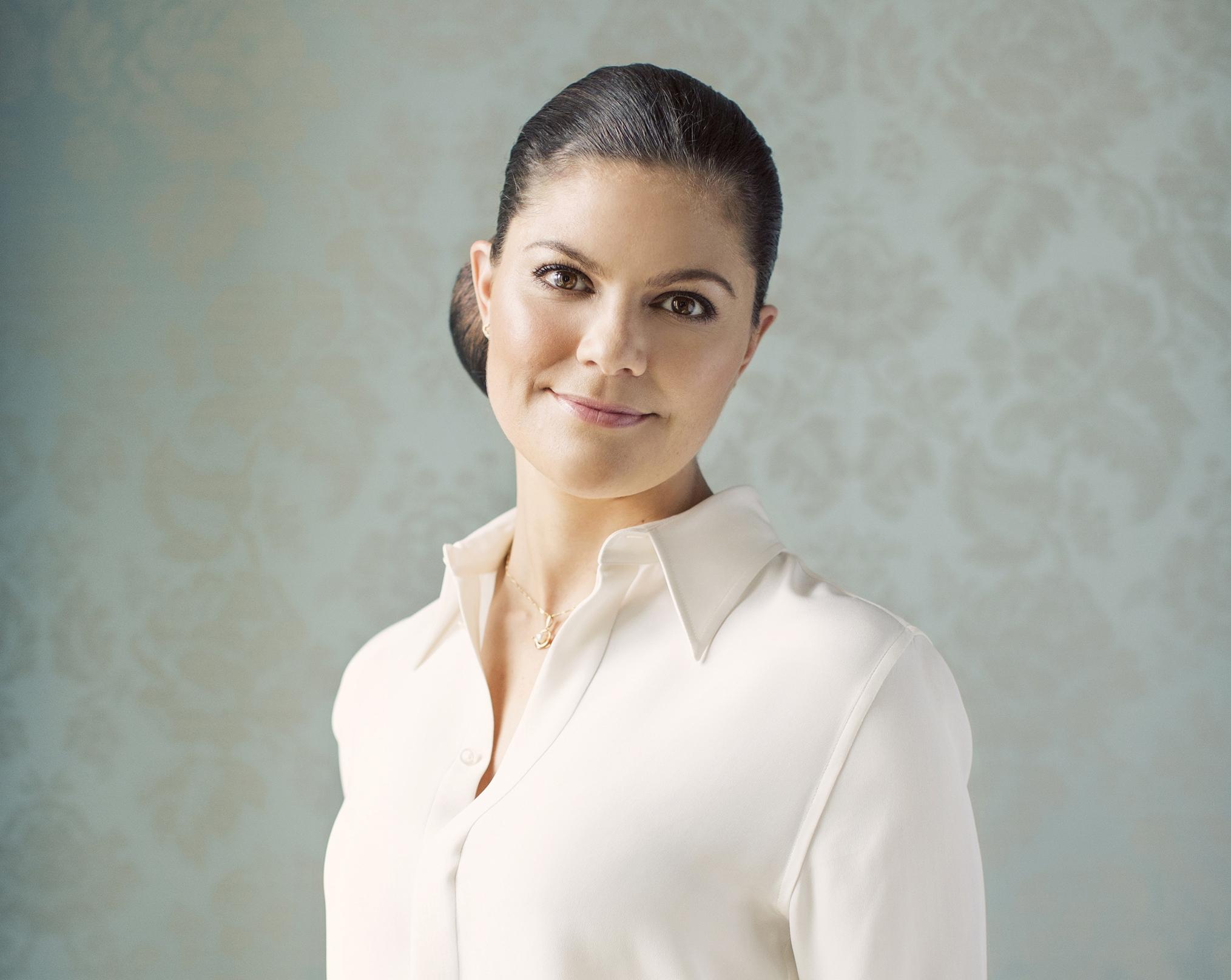 Viele Schweden hoffen, dass Victoria bald den Thron übernimmt.    Foto:Erika Gerdemark, Kungahuset.se