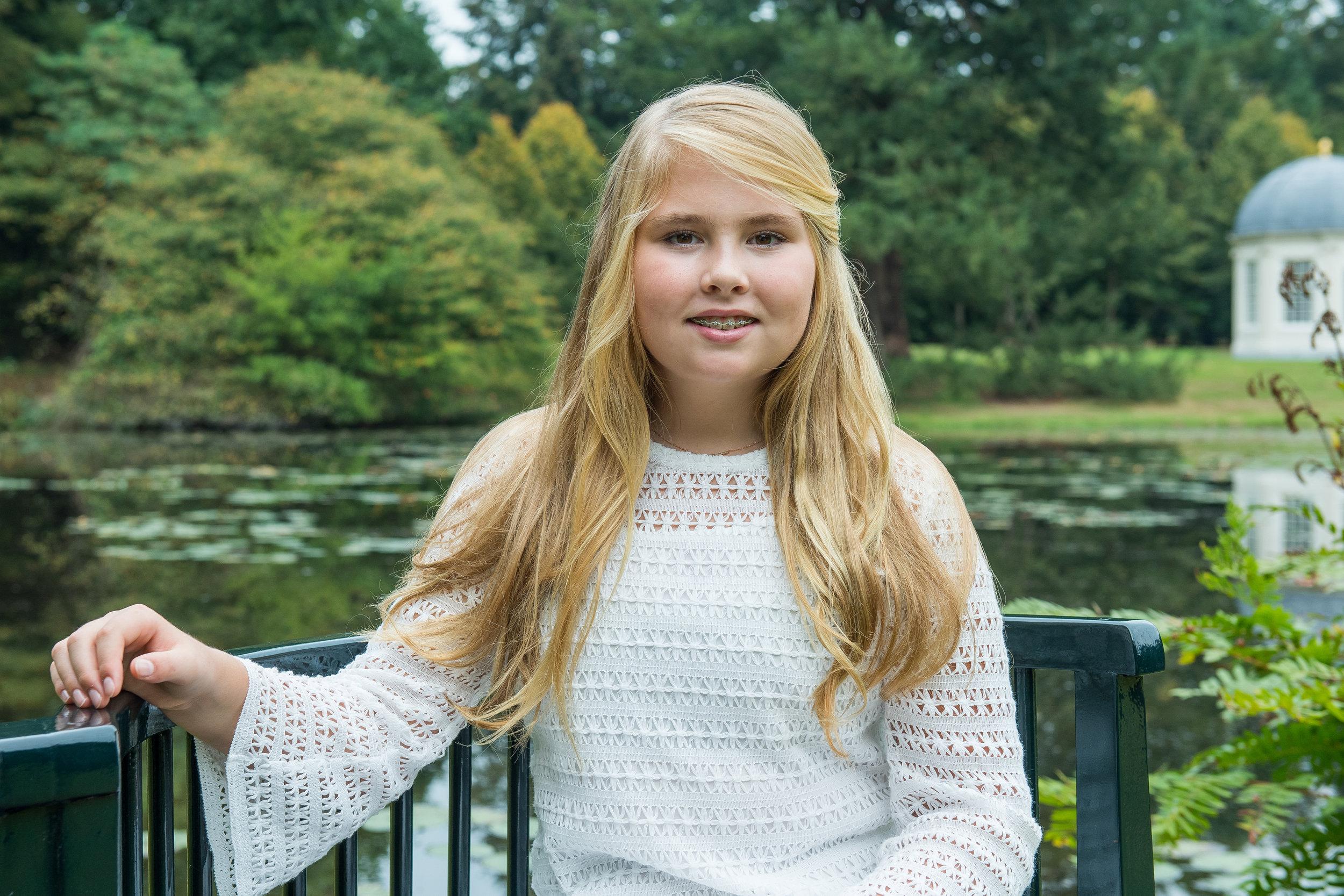 """""""Wenn Amalia keine normale Jugend haben kann, scheitern wir als Eltern"""", sagte das Königspaar einmal   Foto:RVD, Jeroen van der Meyde"""