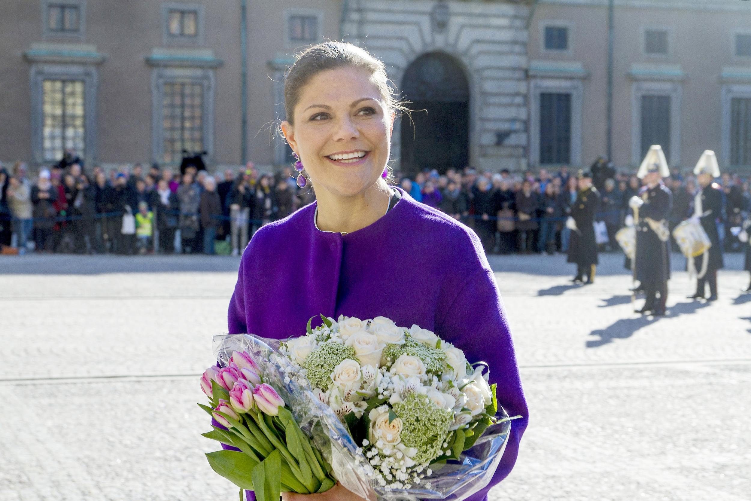 Victoria dürfte sie das Vorbild vieler künftiger Königinnen sein   Foto:royalcourt.se