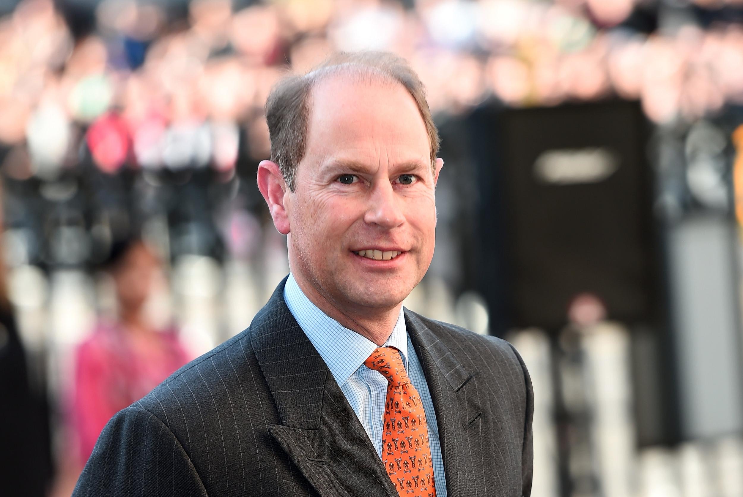 Prinz Edward Foto: Getty Images