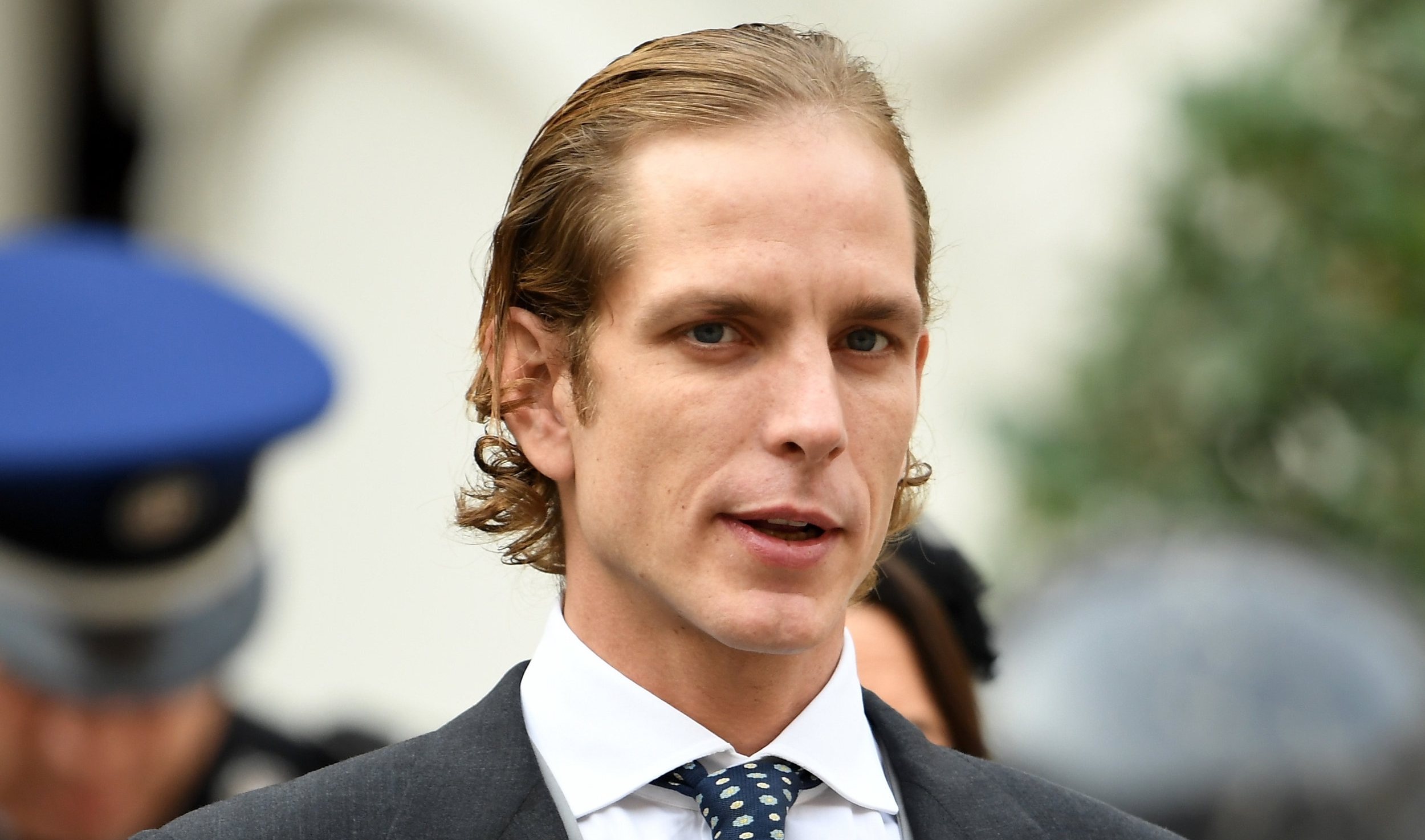 Andrea Casiraghi  © Getty Images