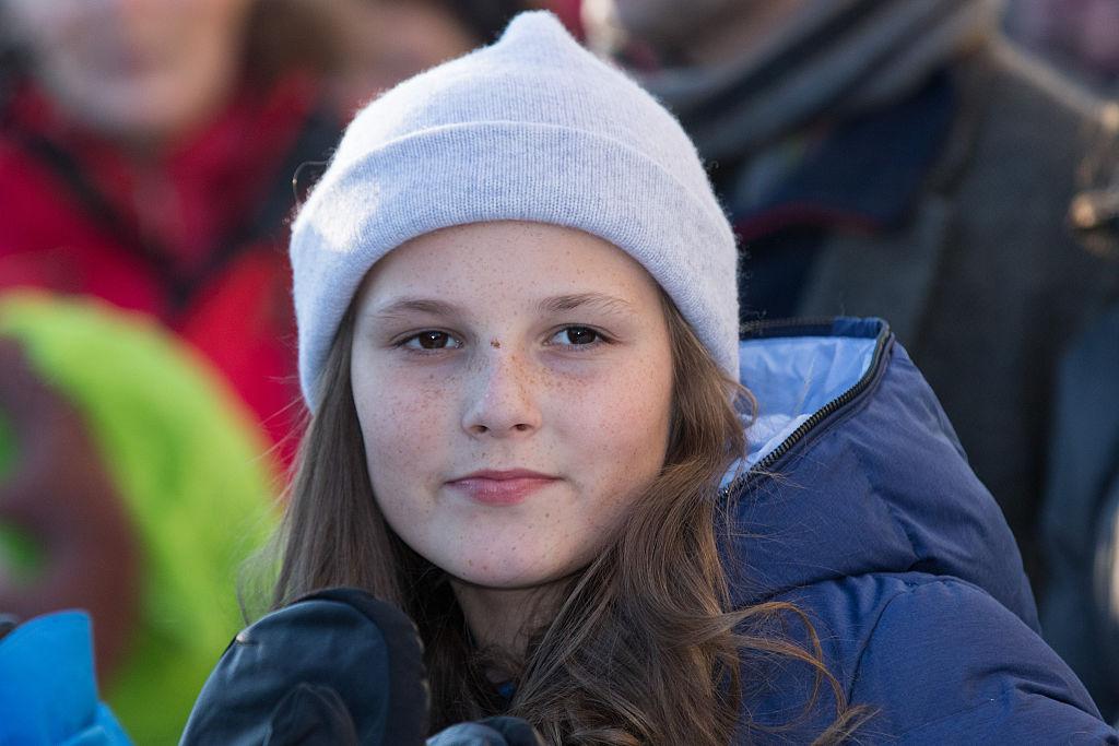 Prinzessin Ingrid Alexandra wird einmal den norwegischen Thron erben   Foto: Getty Images