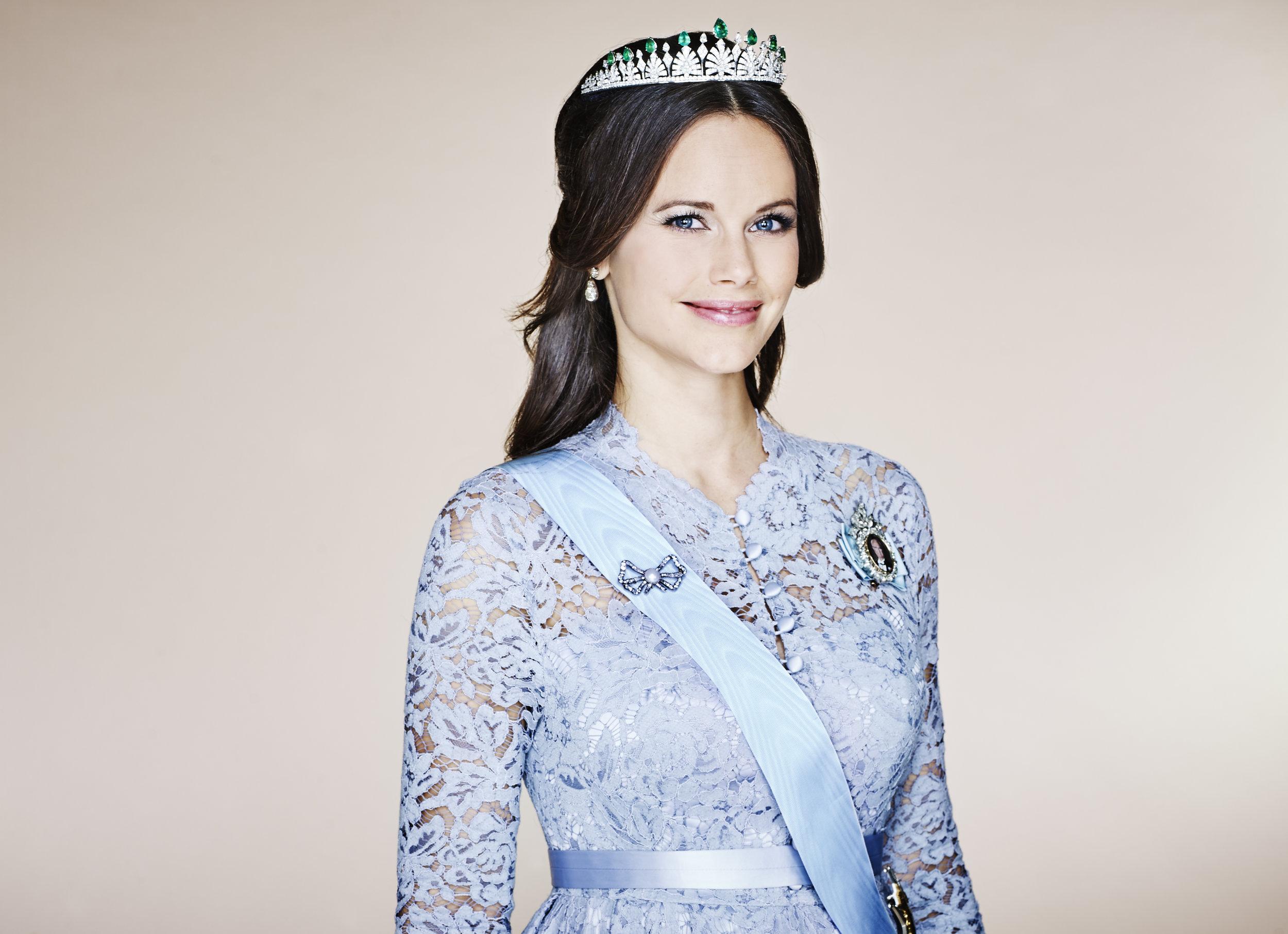 Prinzessin Sofia ist ein Fan der asiatischen Küche.  Foto: Anna-Lena Ahlström, Kungahuset.se