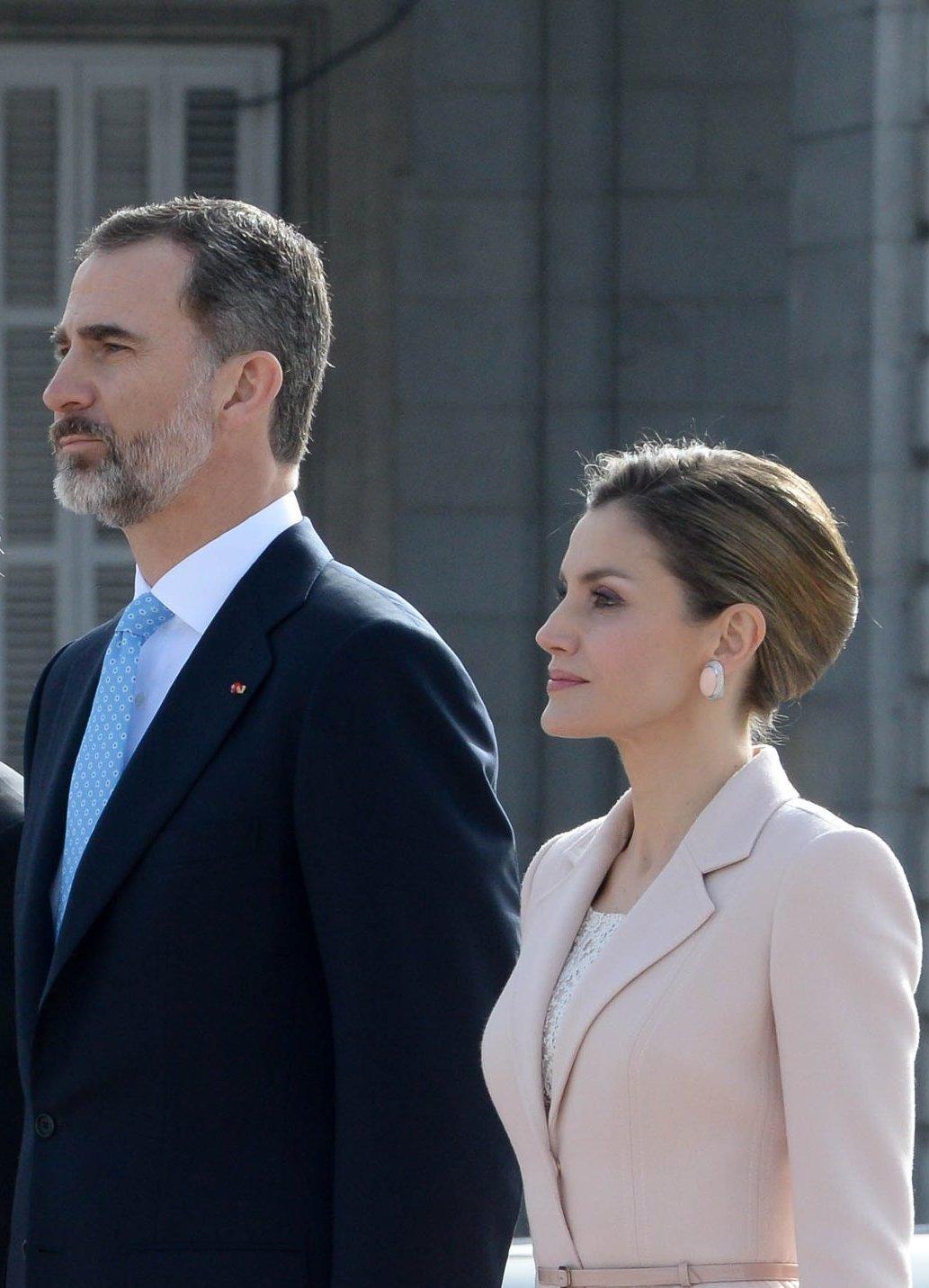 Für das spanische Königspaar brechen schwere Zeiten an   Foto: Casa Rosada (Argentina Presidency of the Nation) , CC BY 2.5 ar , cropped
