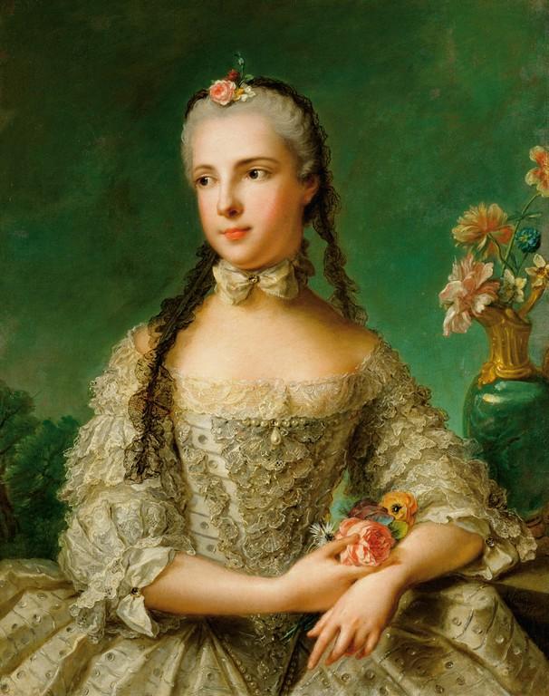 Prinzessin Isabella war in die Schwester ihres Mannes verliebt... Foto: Jean-Marc Nattier , Gemeinfrei