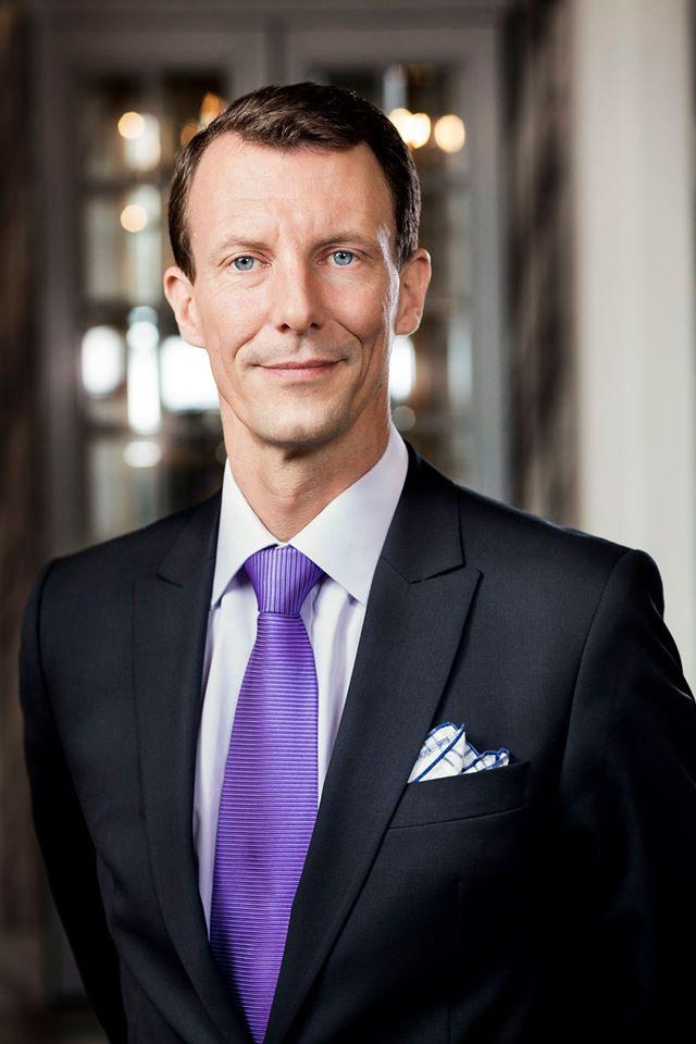 Prinz Joachim hat nun das erste Mal öffentlich über die Demenz-Erkrankung seines Vaters Henrik gesprochen   Foto: Det danske Kongehus, Steen Brogaard