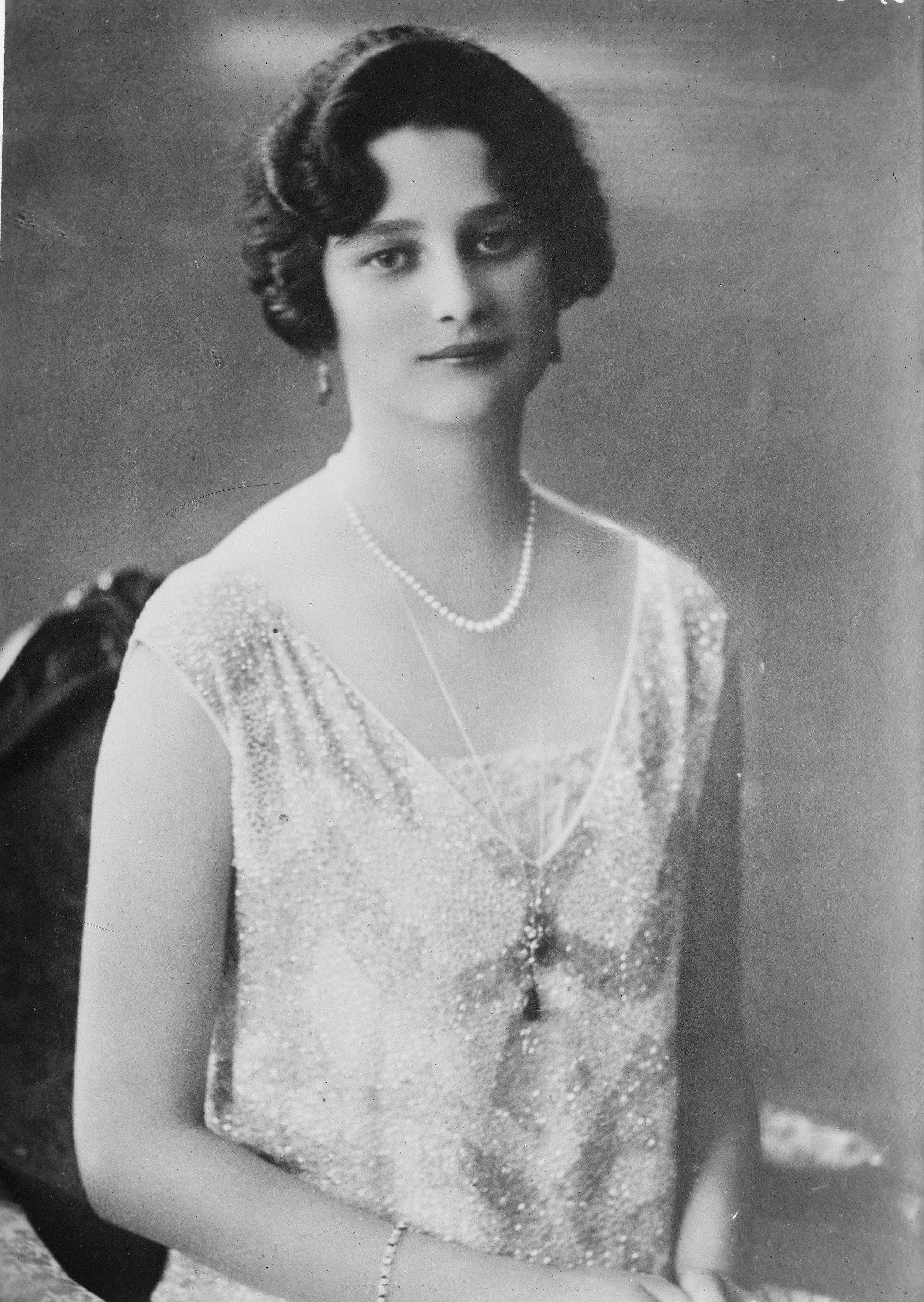 Astrid, Prinzessin von Schweden, Königin der Belgier war wegen ihrer herzensguten Art sehr beliebt Foto: Fotograf unbekannt, Gemeinfrei
