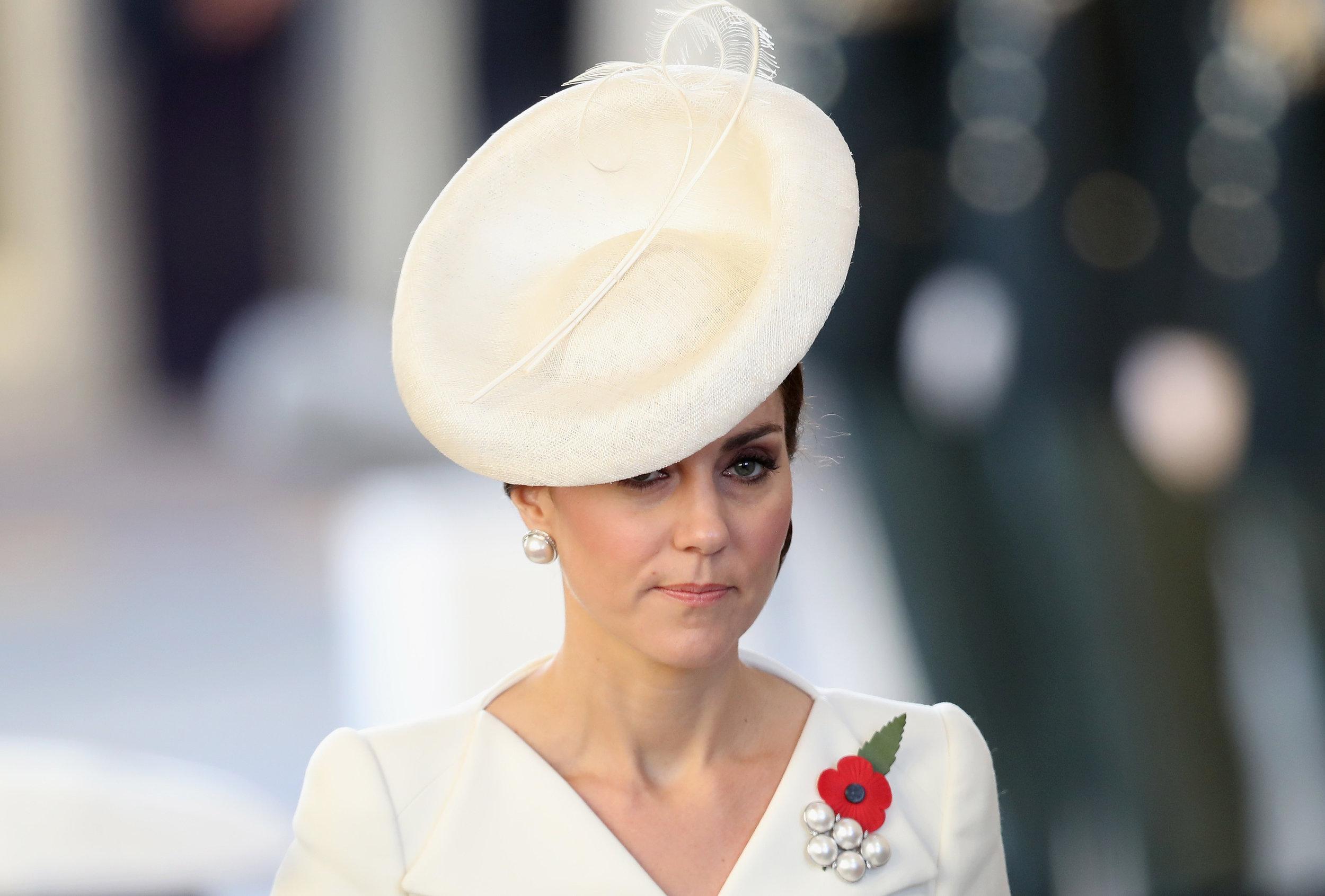 Diese gemeine Kritik hat die schwangere Kate nicht verdient   Foto: Getty Images