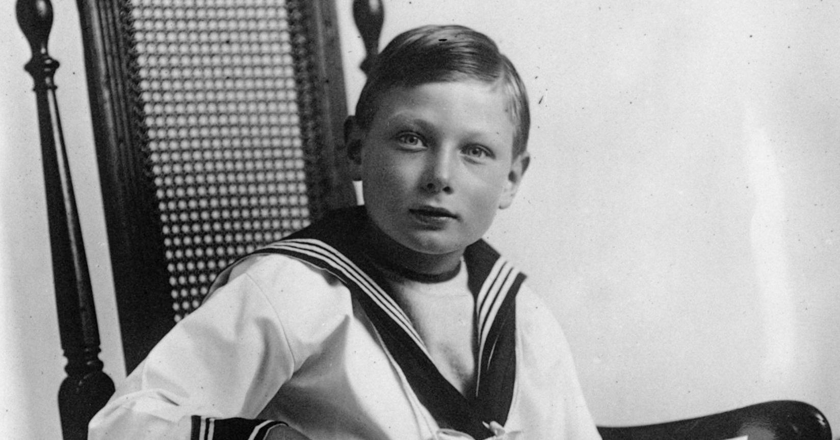 Prinz John von Großbritannien und Irland (*1905-1919)   Foto:  Gemeinfrei